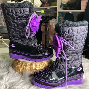 💜 JoJo Siwa Girls Winter Boots 💜